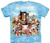 The Mountain Men's Farm Selfie T-Shirt Children's