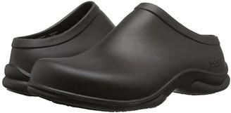 Bogs Stewart (Black) Men's Slip on Shoes