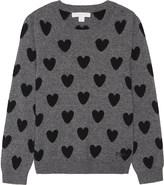Burberry Oykhel mini wool jumper 4-14 years