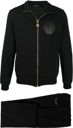 Billionaire Elbow Patches Track Jacket