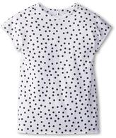 Dolce & Gabbana Polka Dot Printed Top (Big Kids)
