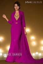 MNM COUTURE - 2177 Gown In Purple