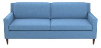 """Winston Porter Auvray 80.5"""" Square Arm Sofa with Reversible Cushions"""