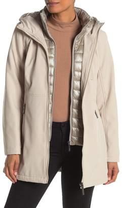 Calvin Klein Bib Zip Pocket Jacket