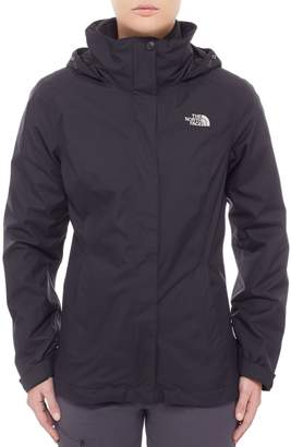 The North Face Evolve II Triclimate 3-in-1 Waterproof Women's Jacket, Black