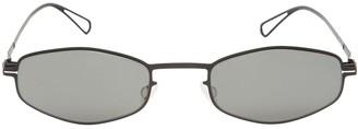 Mykita Lightweight Metal Frame Sunglasses