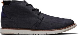 Toms Black Denim Men's Navi Boots