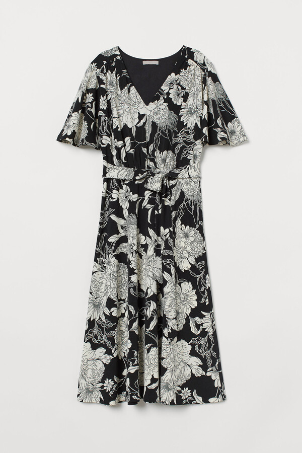 Thumbnail for your product : H&M Jersey crepe dress