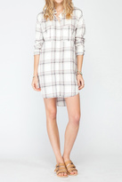 Gentle Fawn Voyage Plaid Dress