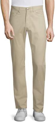 Peter Millar Soft Touch Stretch Cotton Twill Five-Pocket Pants