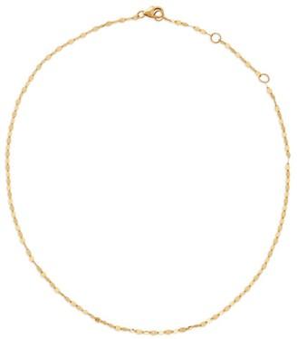 Lana 14K Yellow Gold Blake Chain Choker