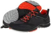 Ecco Sport - Quest GTX (Black/Moonless) - Footwear