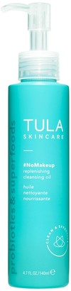 Tula NoMakeup Replenishing Cleansing Oil