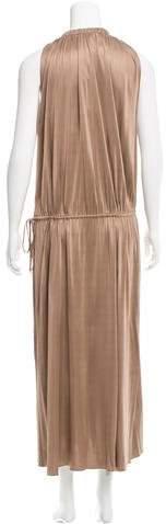 Vanessa Bruno Surplice Maxi Dress w/ Tags