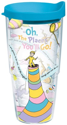 Tervis Dr. Seuss ''Oh, The Places You'll Go'' Tumbler