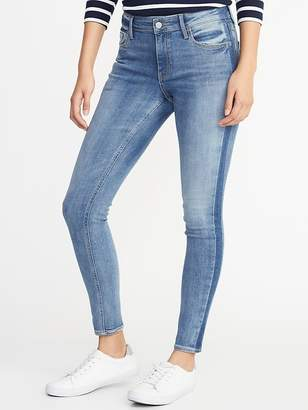 Old Navy Mid-Rise Rockstar Super-Skinny Jeans for Women