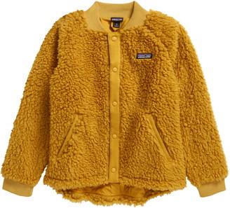 Patagonia Kids' Retro-X(R) Fleece Bomber Jacket
