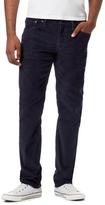 Levi's Navy 511tm; Corduroy Trousers
