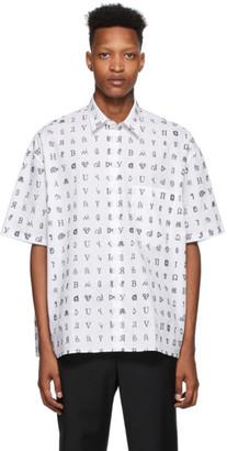 Études White Wikipedia Edition Illusion Shirt