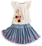 Disney Rapunzel Skirt Set for Girls