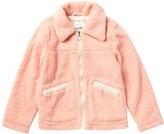 Urban Republic Soft Fleece Front Zip Jacket
