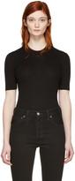 Courreges Black Classic Pullover