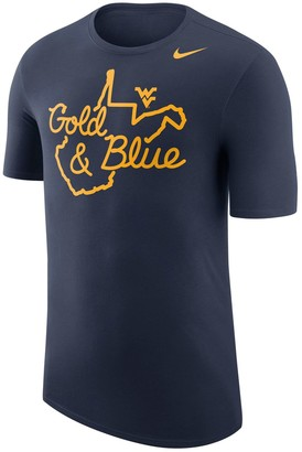 Nike Men's West Virginia Mountaineers Local Elements Tee