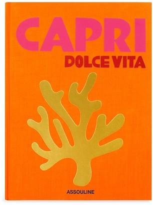 Assouline Capri Dolce Vita Coffee Table Book