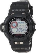 Casio Men's G-Shock GW9200-1 Black Resin Quartz Watch with Dial