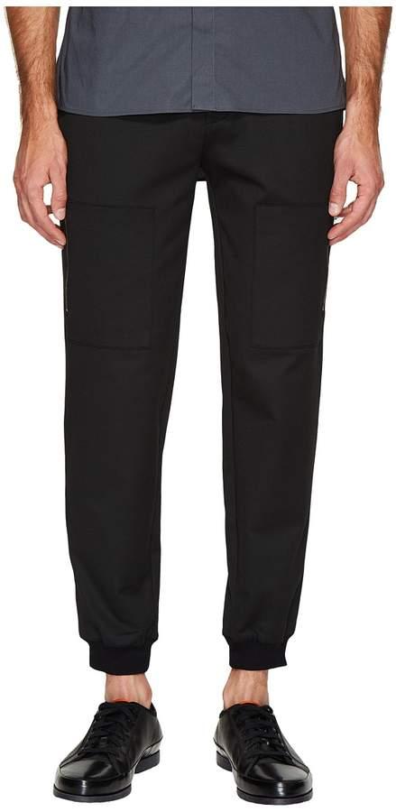 ATM Anthony Thomas Melillo Patch Pocket Pants Men's Casual Pants