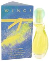 Giorgio Beverly Hills WINGS by Eau De Toilette Spray 1.7 oz (Women)