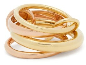 Spinelli Kilcollin Rain 18kt Gold Ring - Gold