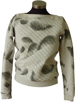 Reiss Green Cotton Knitwear for Women