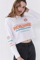 BDG Worldwide Long-Sleeve Tee