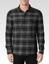 Paige Hunter Shirt - Parker Plaid