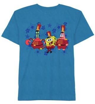SpongeBob Squarepants Boys XS-XL Graphic T-Shirt