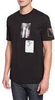 Givenchy Colombian-Fit Photograph Patch T-Shirt, Black
