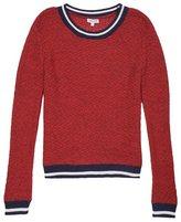 Splendid Girl Marled Sweater