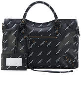 Balenciaga Classic City All Over tote