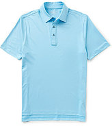 Bobby Jones XH20 Solid Performance Jersey Short-Sleeve Polo Shirt