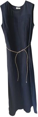 Cerruti Blue Cotton Dress for Women Vintage