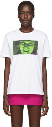 Undercover White A Clockwork Orange Fang T-Shirt