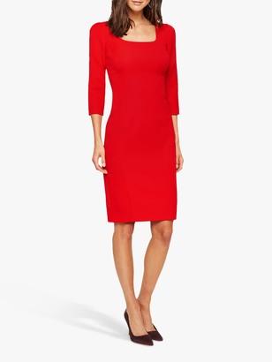 Damsel in a Dress Sheridan Sleeved Fitted Dress