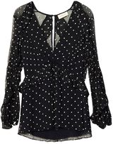 Zimmermann EXCLUSIVE Adorn Polka Dot Blouse