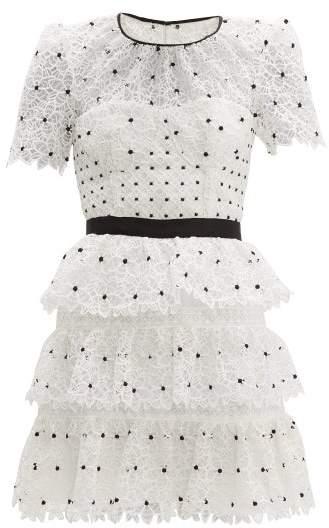 7934a40f7ea2c Self-Portrait Tiered Dresses - ShopStyle