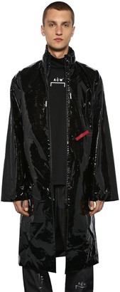 A-Cold-Wall* A Cold Wall* Printed Pvc Raincoat