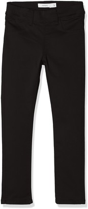 Name It Girl's Nittinna Skinny TWI Legging F NMT Noos Trouser