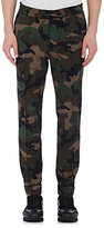 Valentino Men's Camouflage Virgin Wool Drawstring Pants