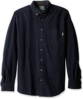 Woolrich Men's Tall Size Sportsman Chamois Shirt Longs