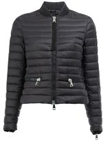 Moncler Blen padded jacket - women - Feather Down/Nylon/Polyamide/Polyester - 0